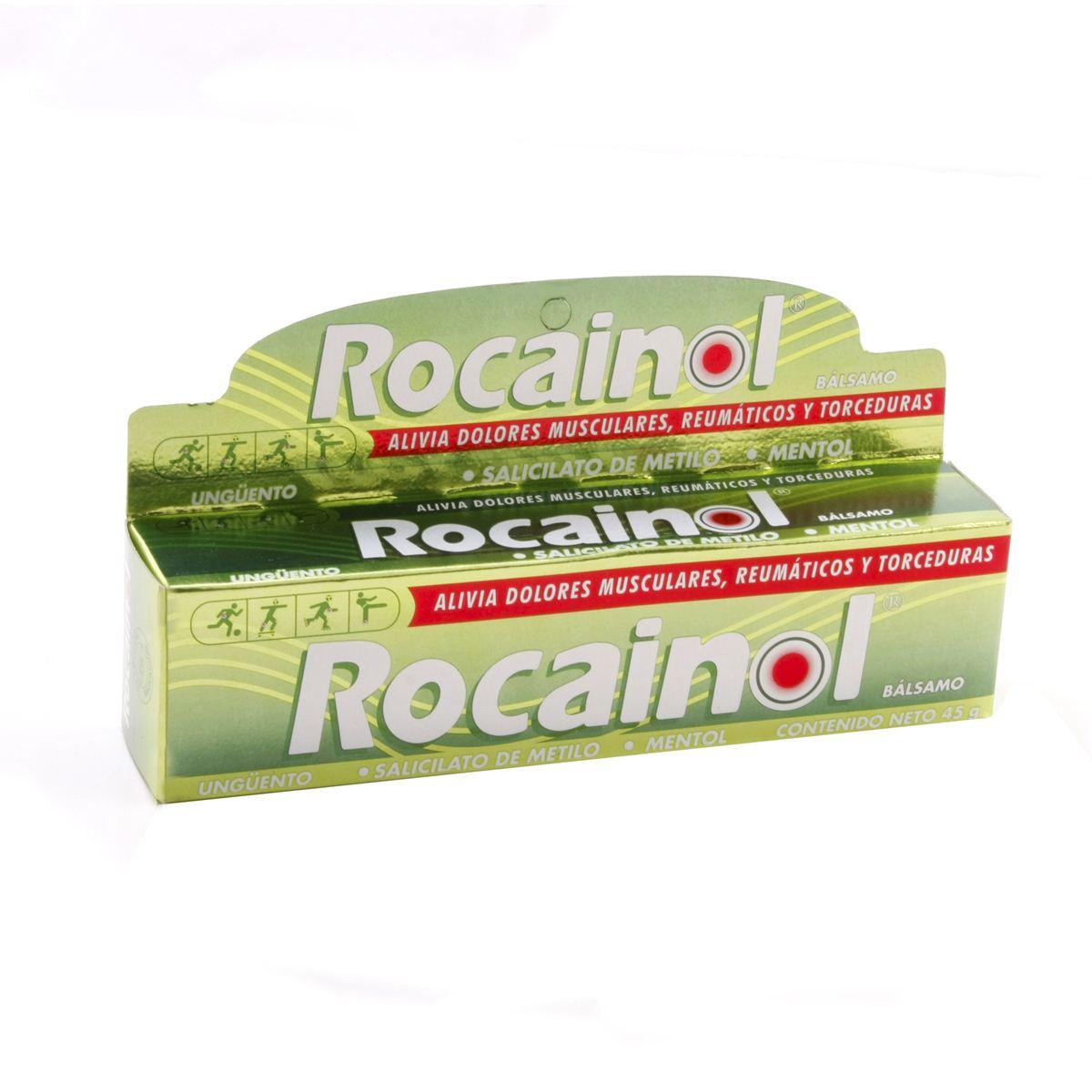 Rocainol Bálsamo 45 g