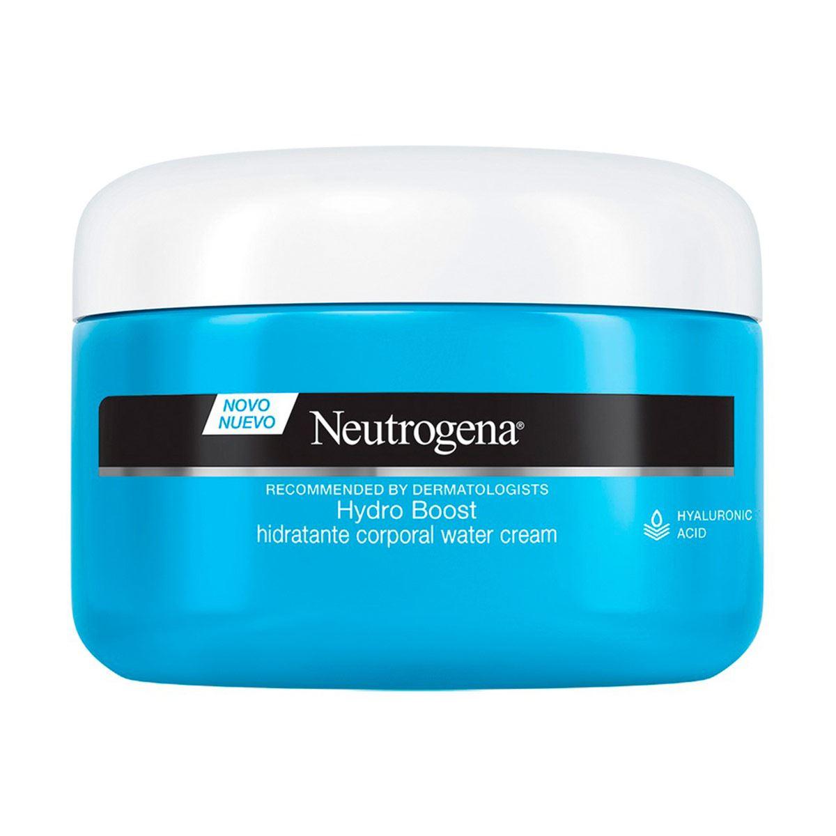 Crema Corporal Hidratante Hydro Boost Neutrogena