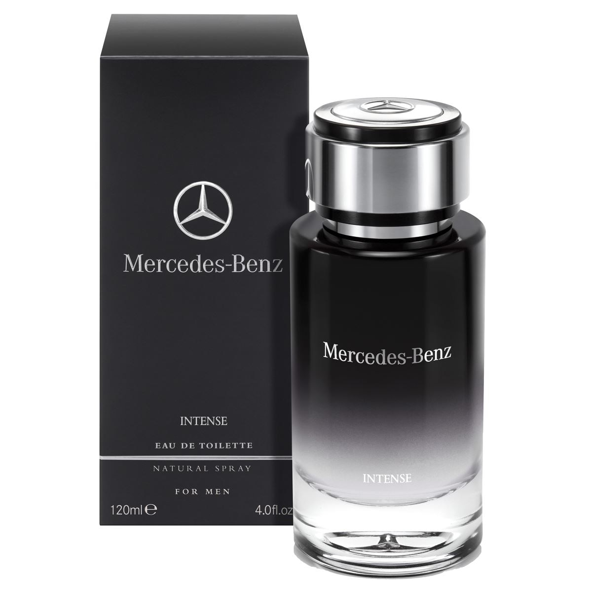 Fragancia Para Caballero Mercedes Benz Intense Edt 120ml