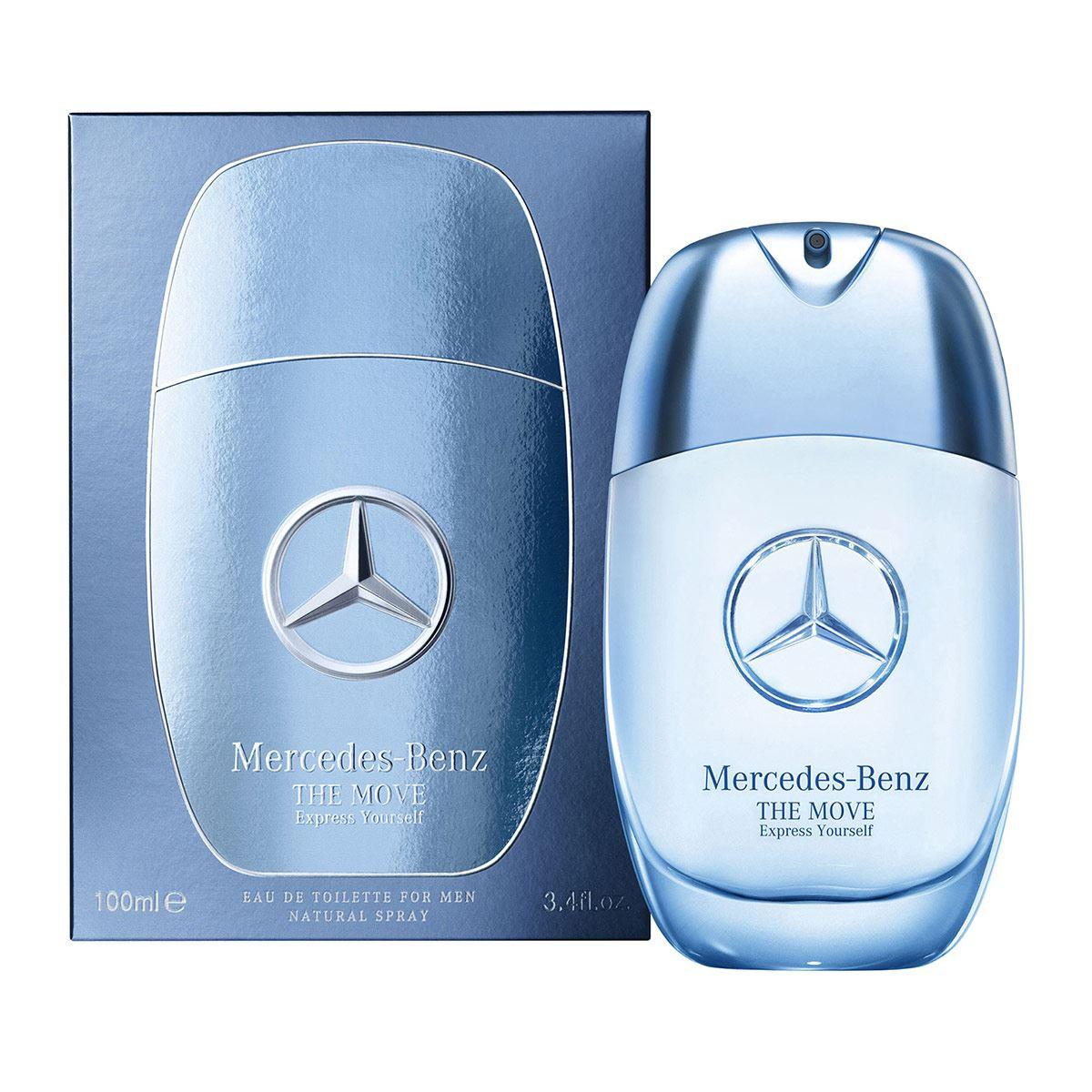 Fragancia Caballero, Mercedes Benz Express Yourself EDT 100 ML