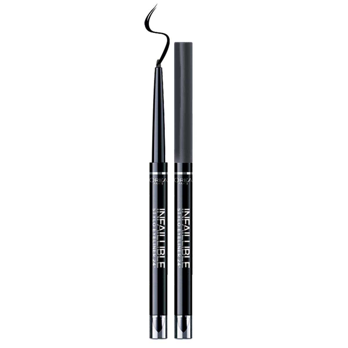 Infallible liner night day black  - Sanborns