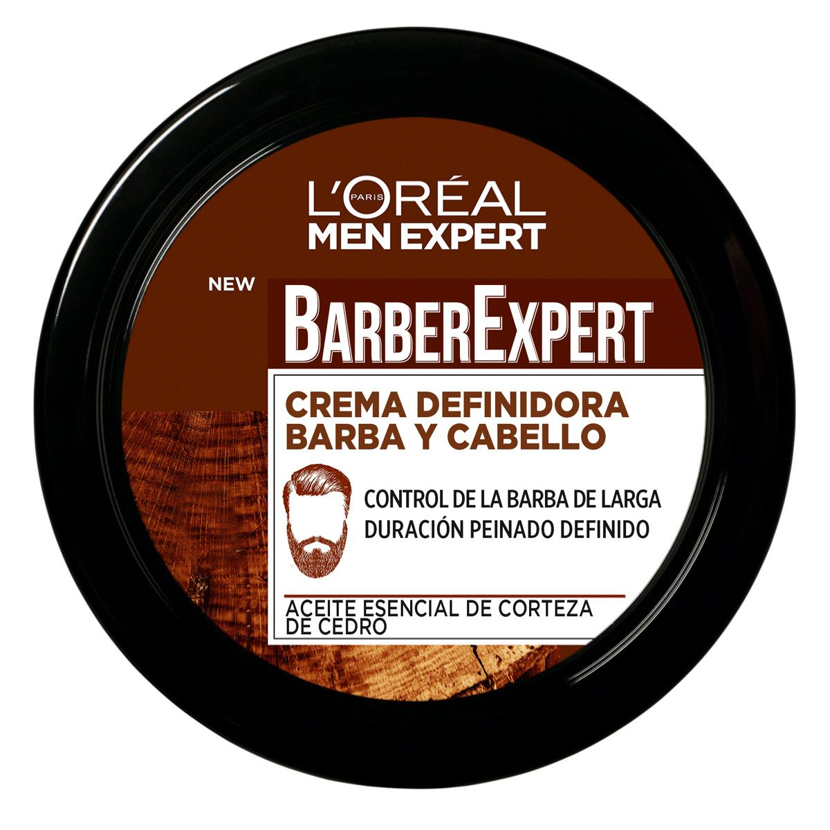 L'oréal Men Expert Barber Club Pomade