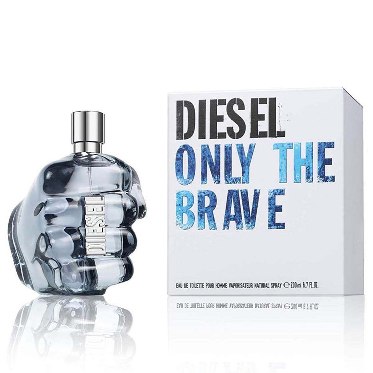 Dsl Only The Brave Edt 200 Ml