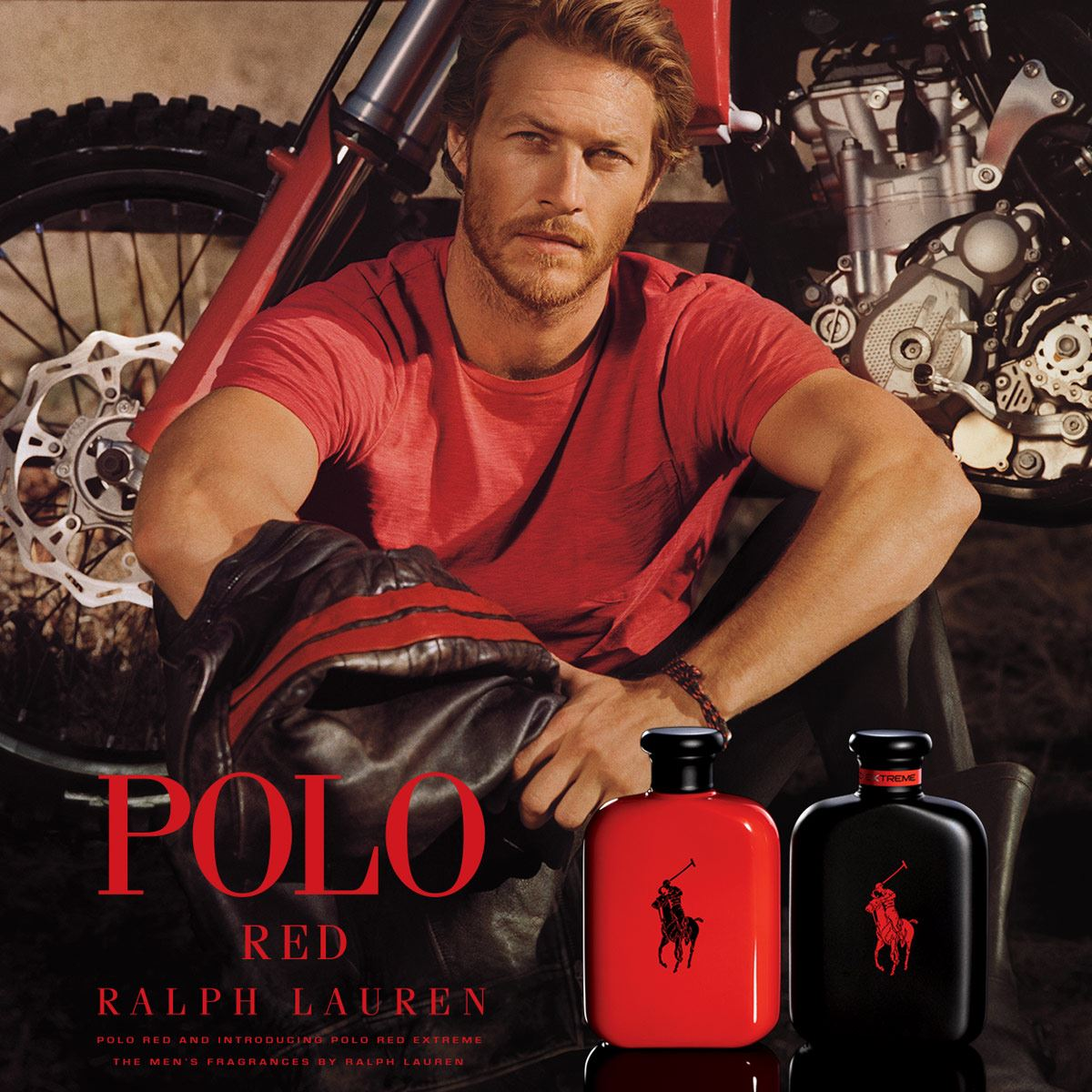 Polo Red Extreme 125 ml