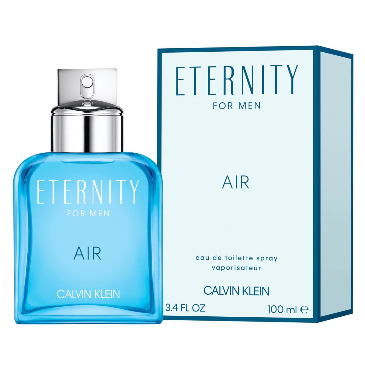 Fragancia Para Caballero Ck Eternity Air Men Edt 100 ml