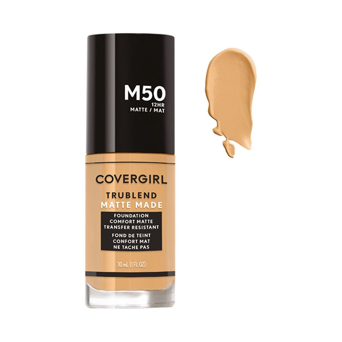 Base de Maquillaje TruBlend Matte Made Soft Tan Covergirl