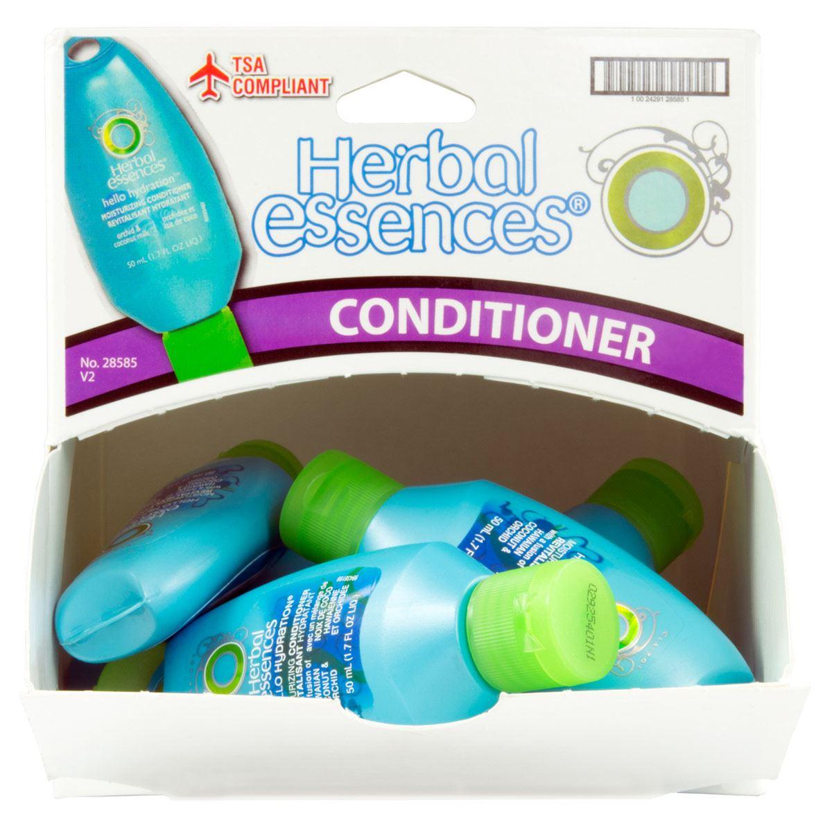 Acondicionador Revitalizante e Hidratante Herbal Essences