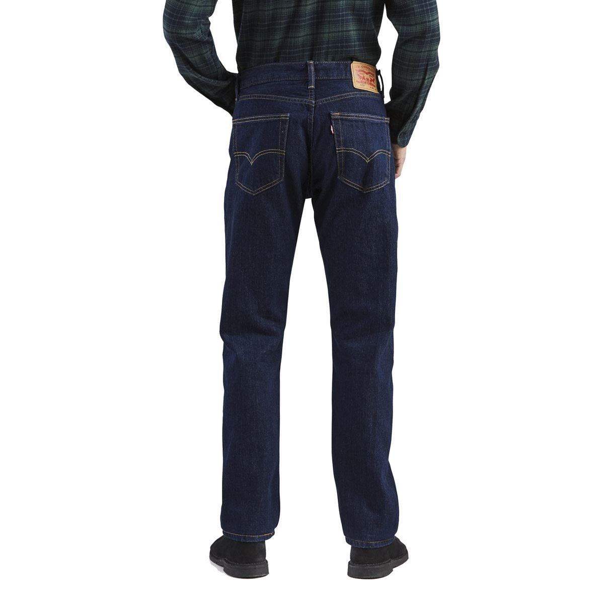 Jeans Levi's 505 Regular Fit Jeans 29x32