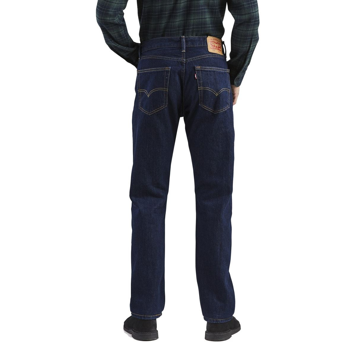 Jeans Levi's 505 Regular Fit Jeans 33x32