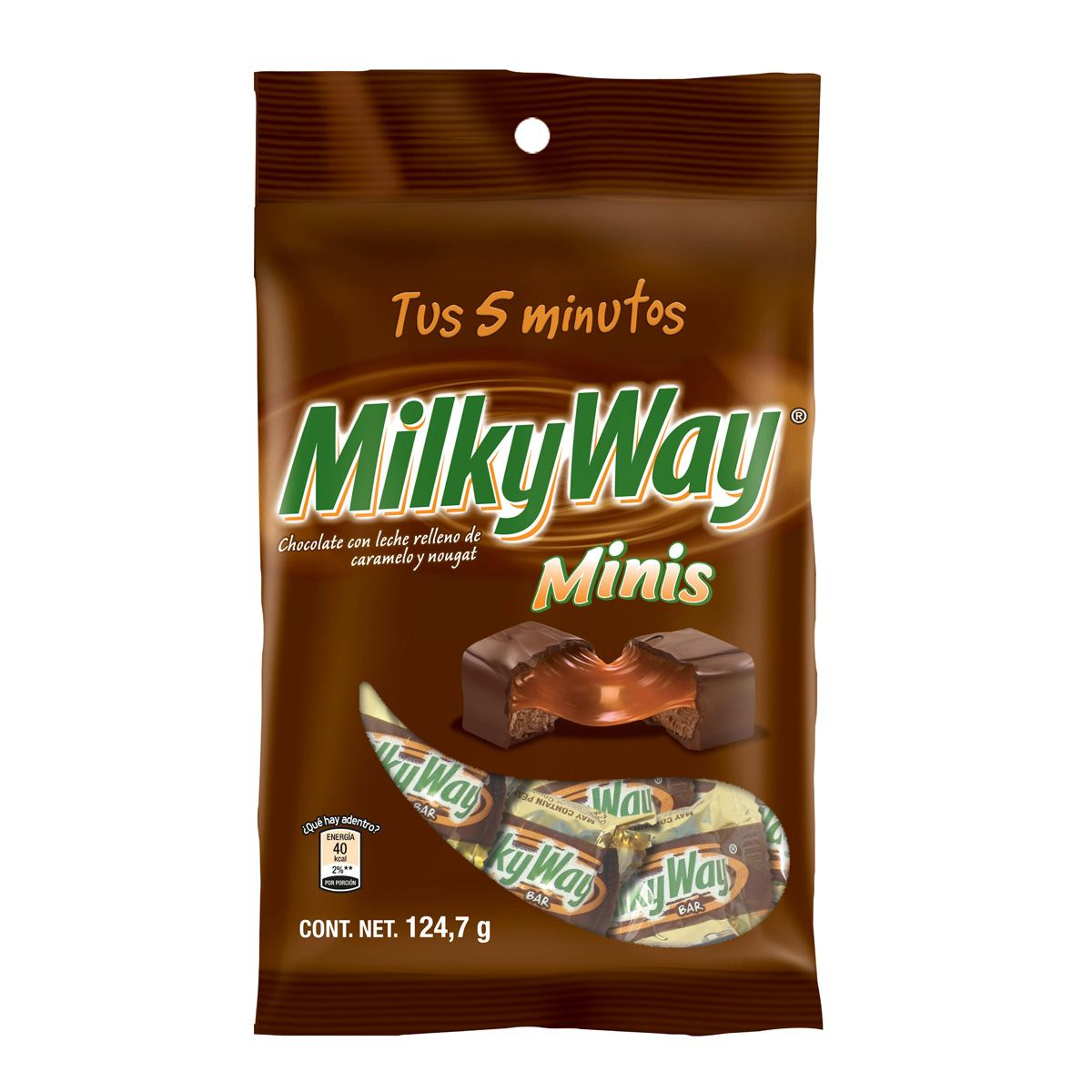 Milky way peg pack 1/12/124g  - Sanborns