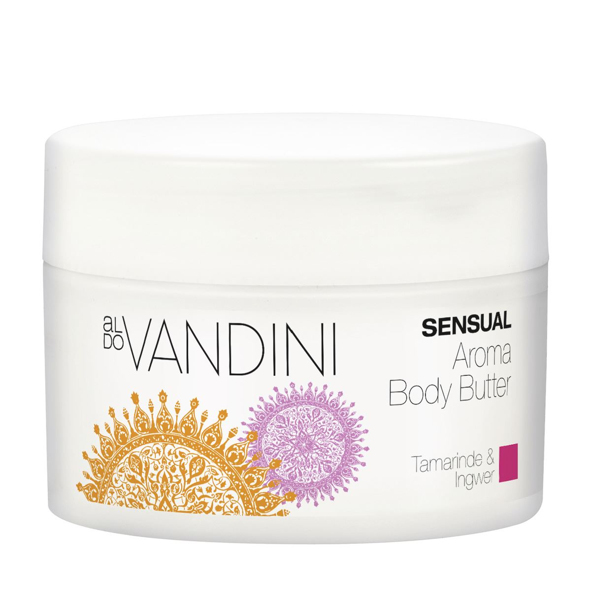 Sensual spiced body butter tamarind & ginger  - Sanborns