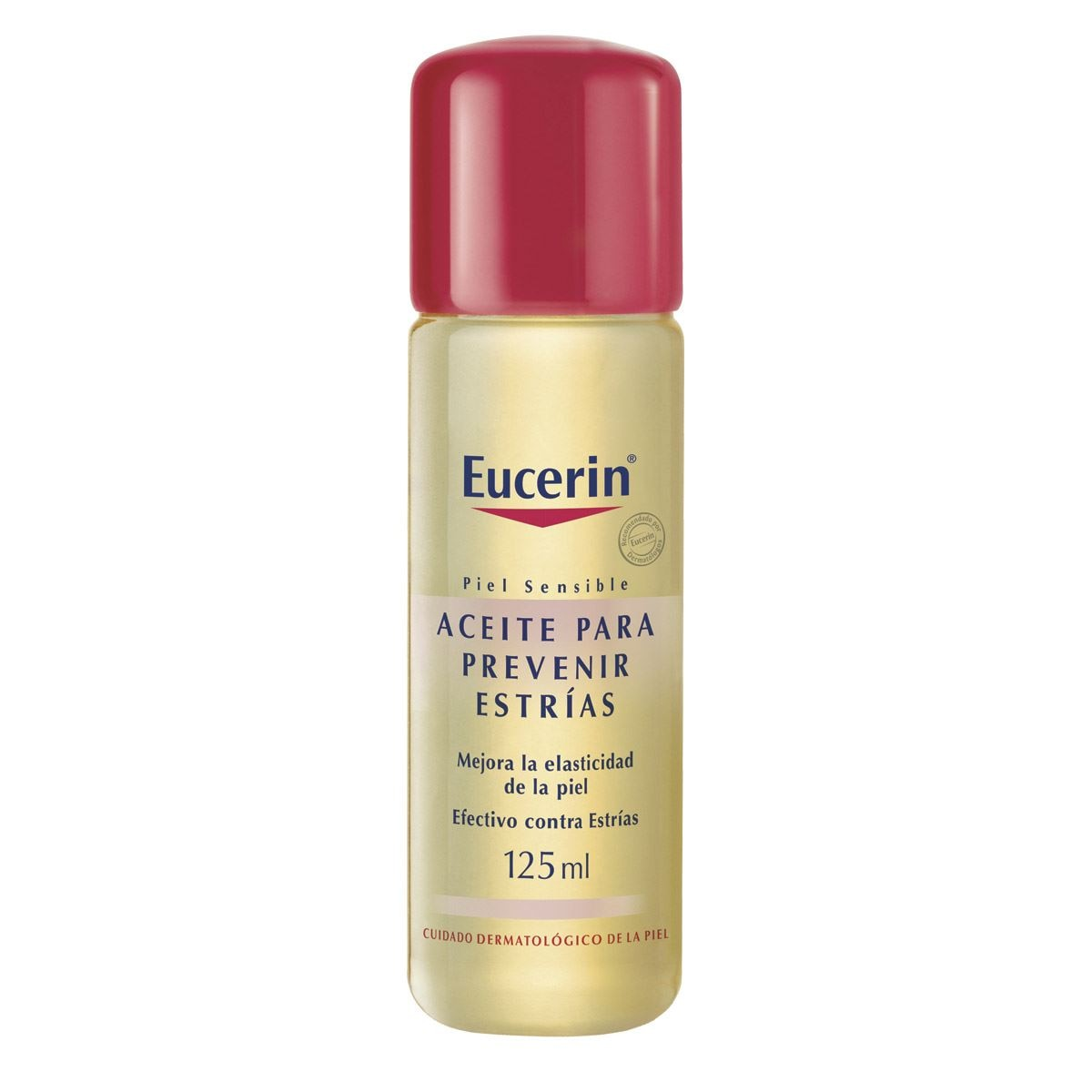 Eucerin, aceite antiestrias, 125ml  - Sanborns