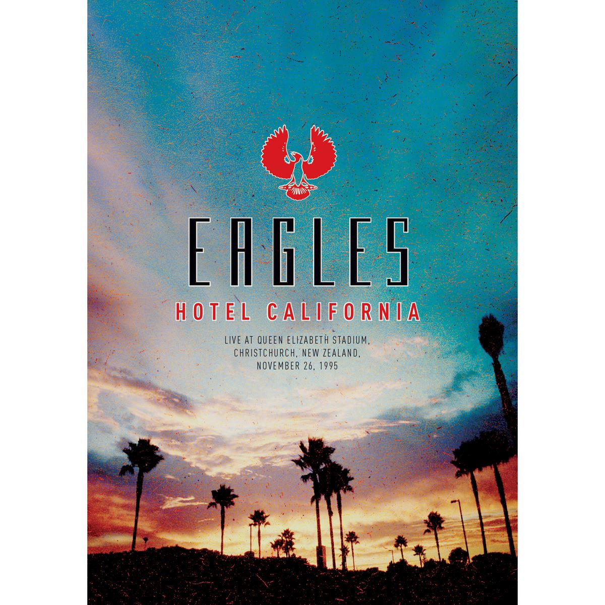 DVD Eagles-Hotel California