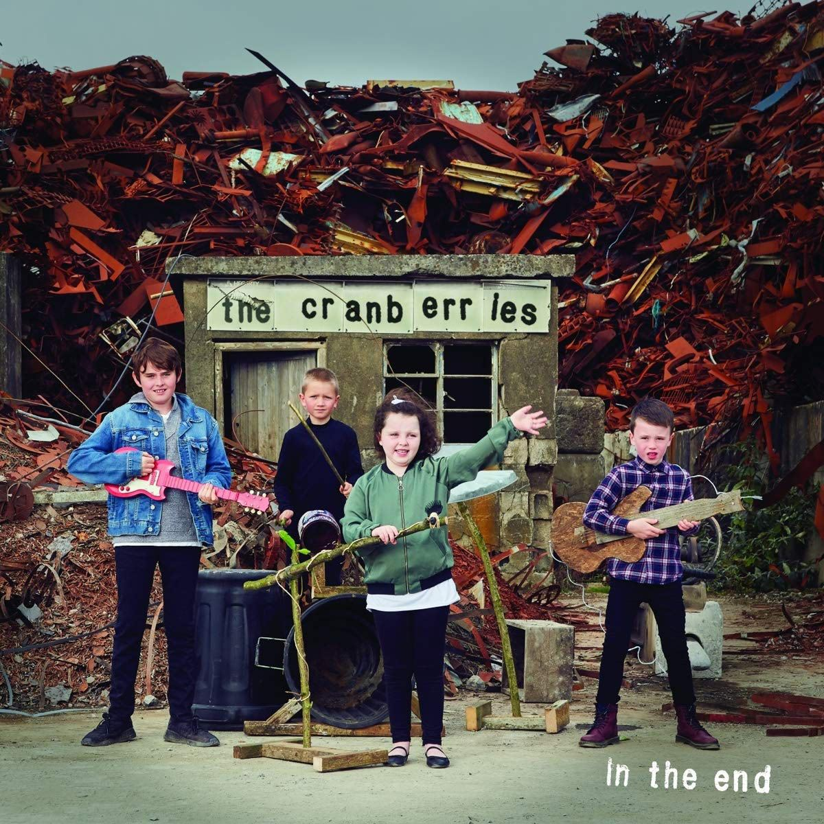 CD The Cranberries- In The End