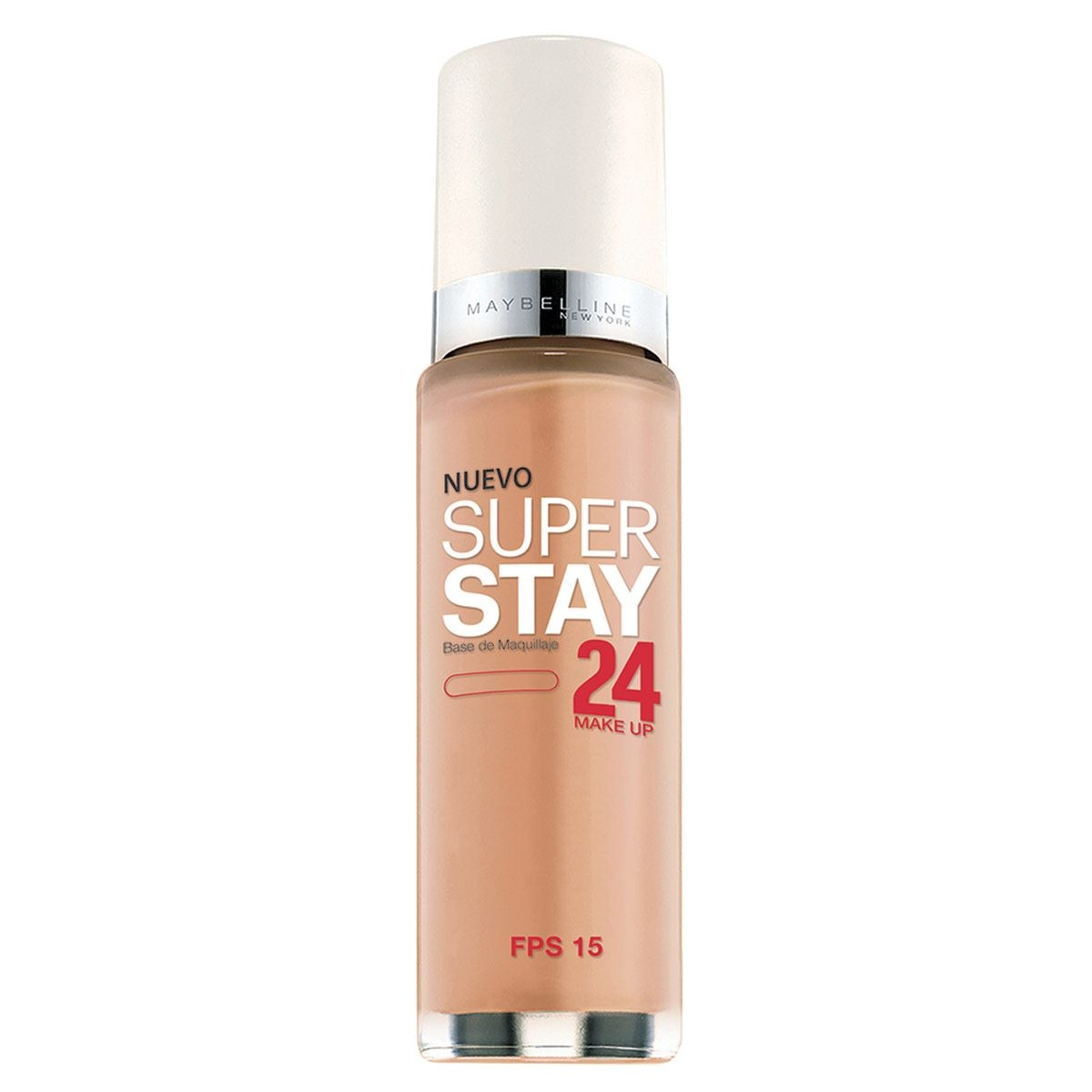 Base de Maquillaje Superstay 24 Maybelline Nude