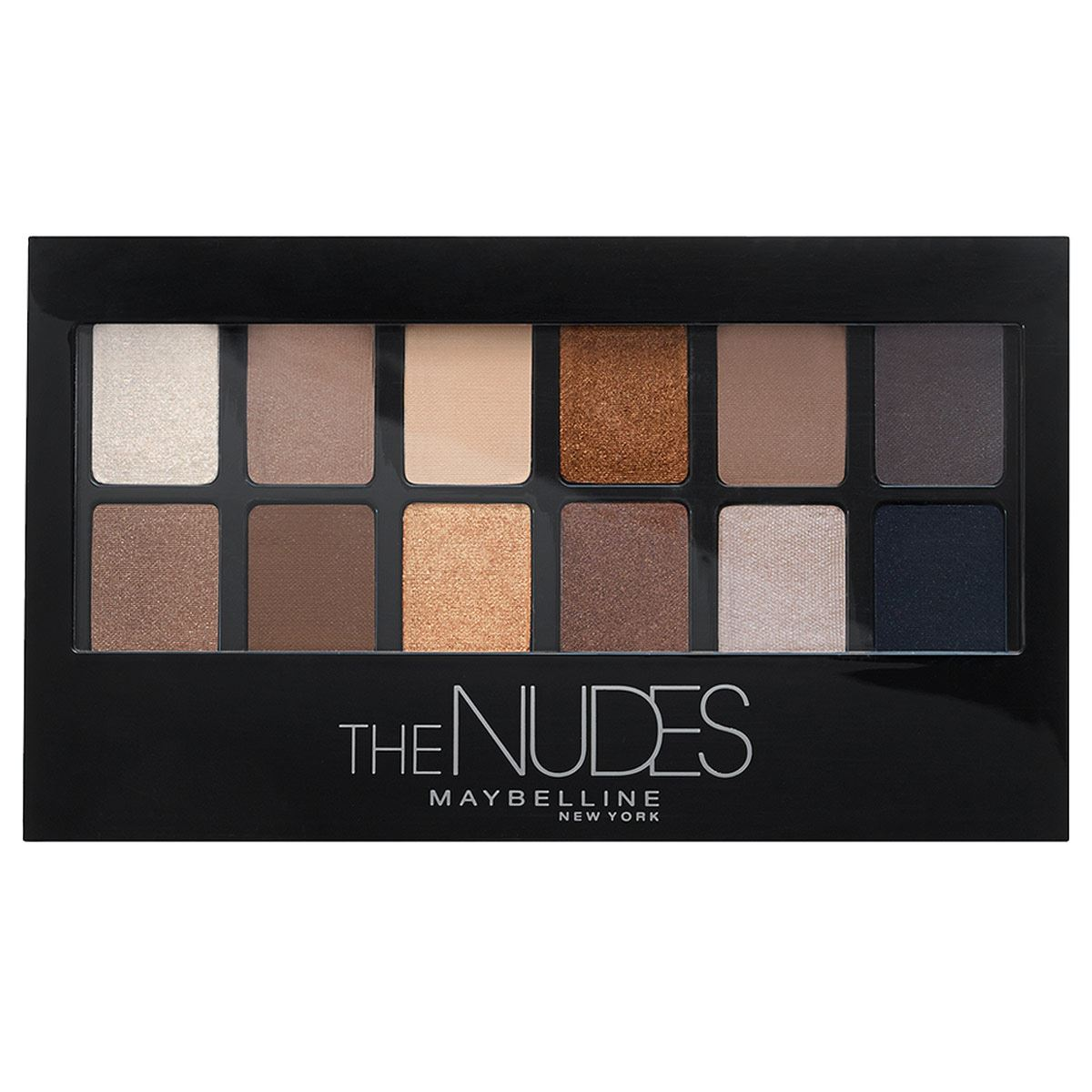 The nude palette  - Sanborns