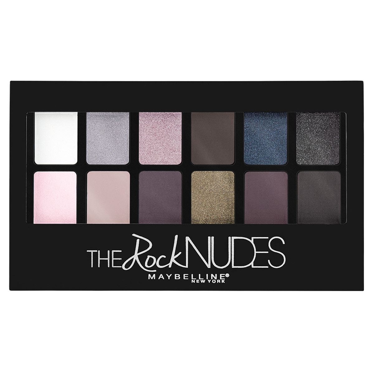 Eye Shadow Palette The Rock Nudes