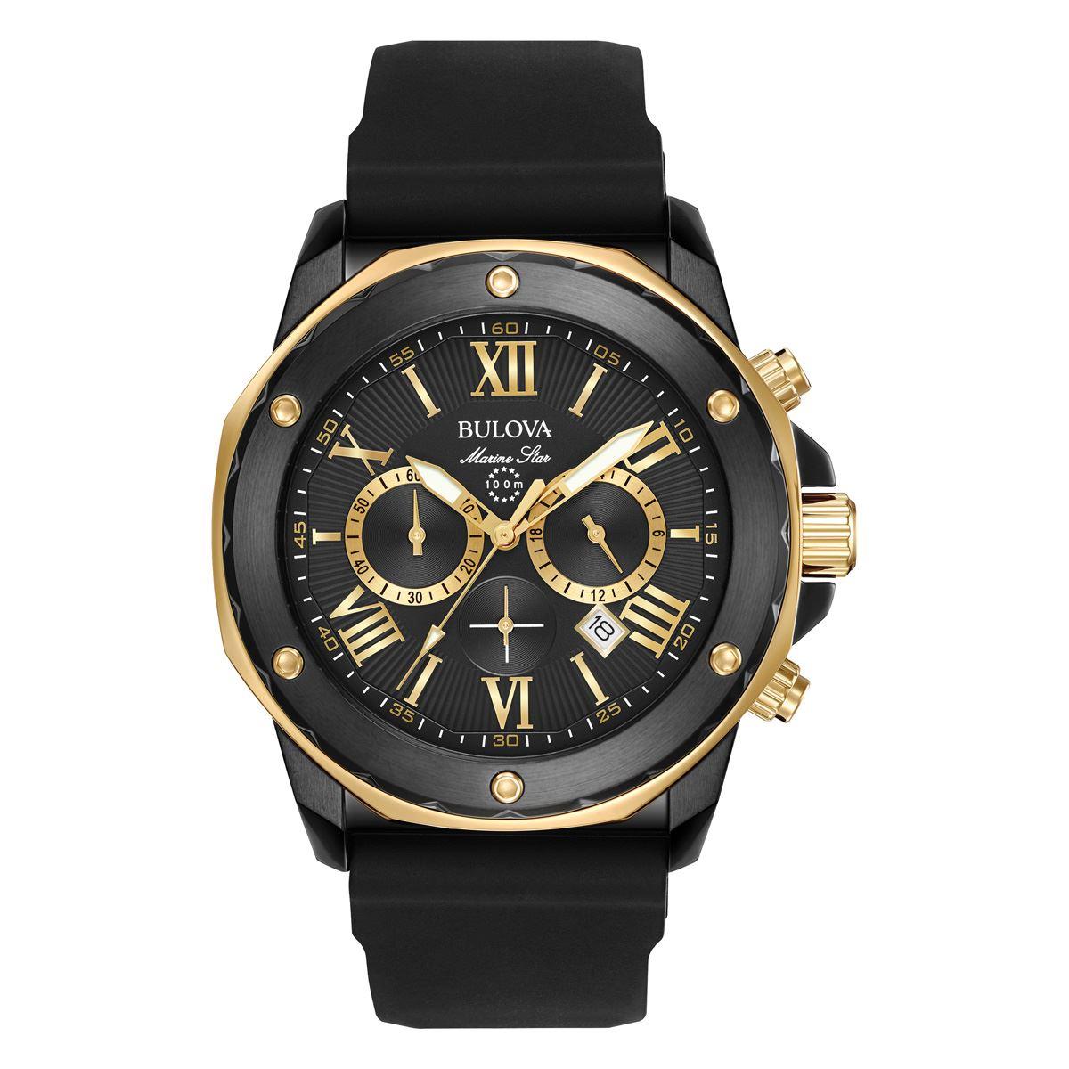 Reloj bulova 98b278  - Sanborns
