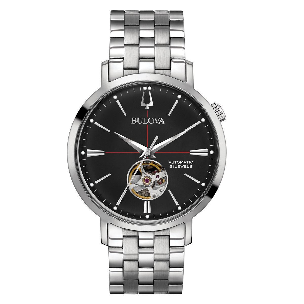 Reloj bulova para caballero  - Sanborns