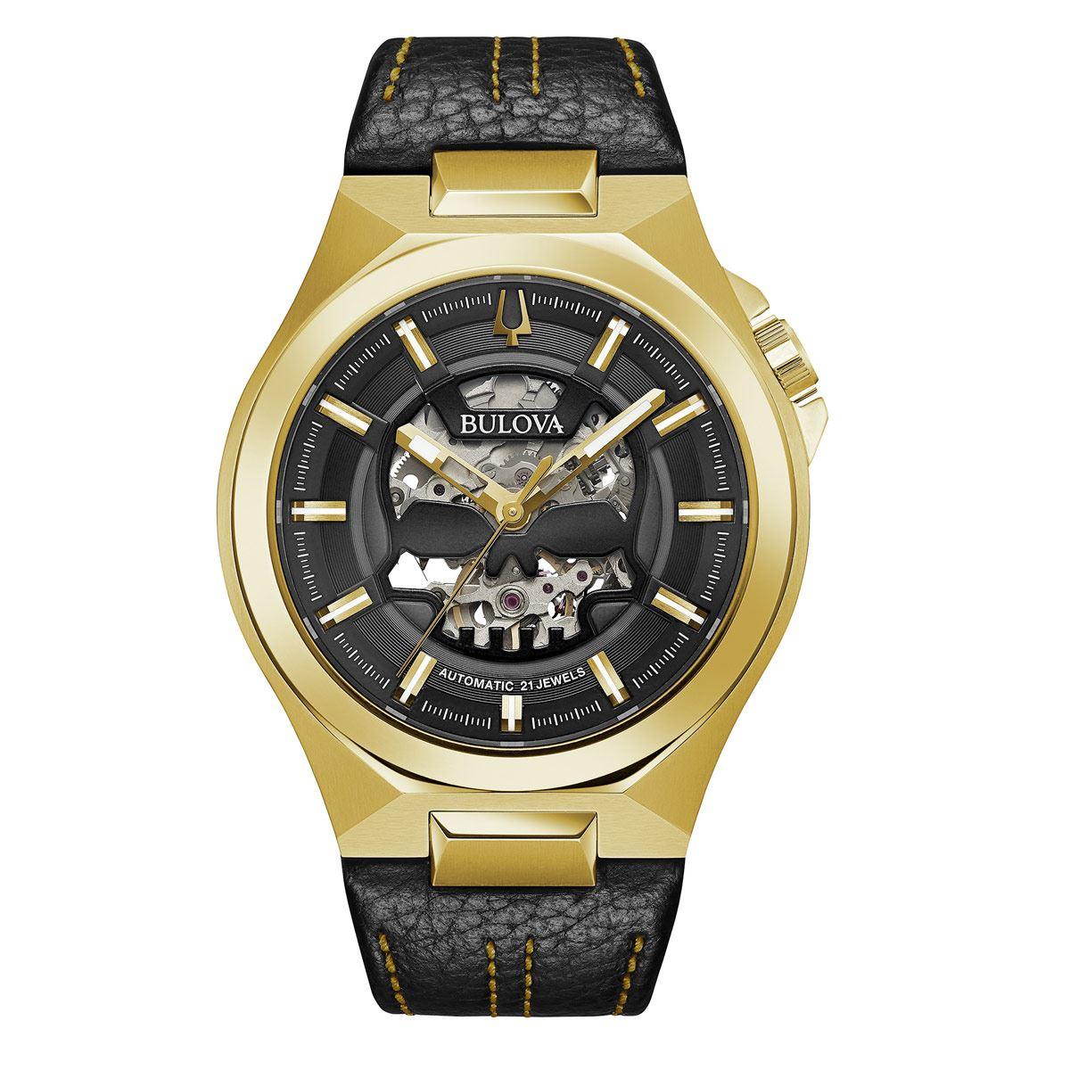 Reloj De Pulso Para Caballero 97A148 Bulova