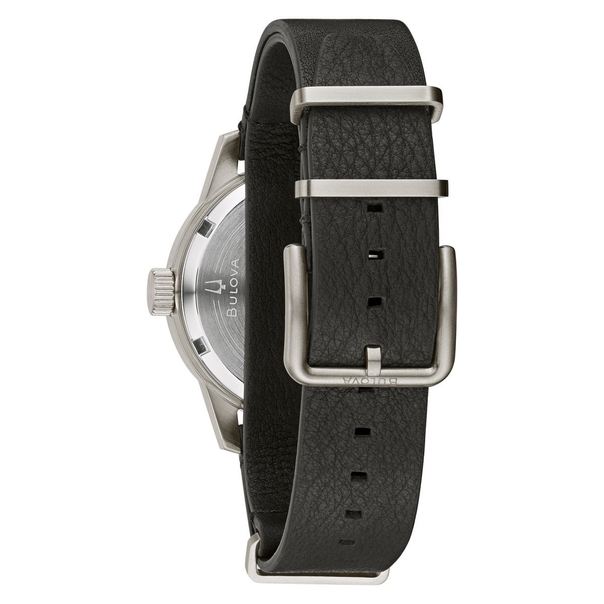 Reloj de pulso Bulova 96A246 Colección Hack Watch Para Caballero
