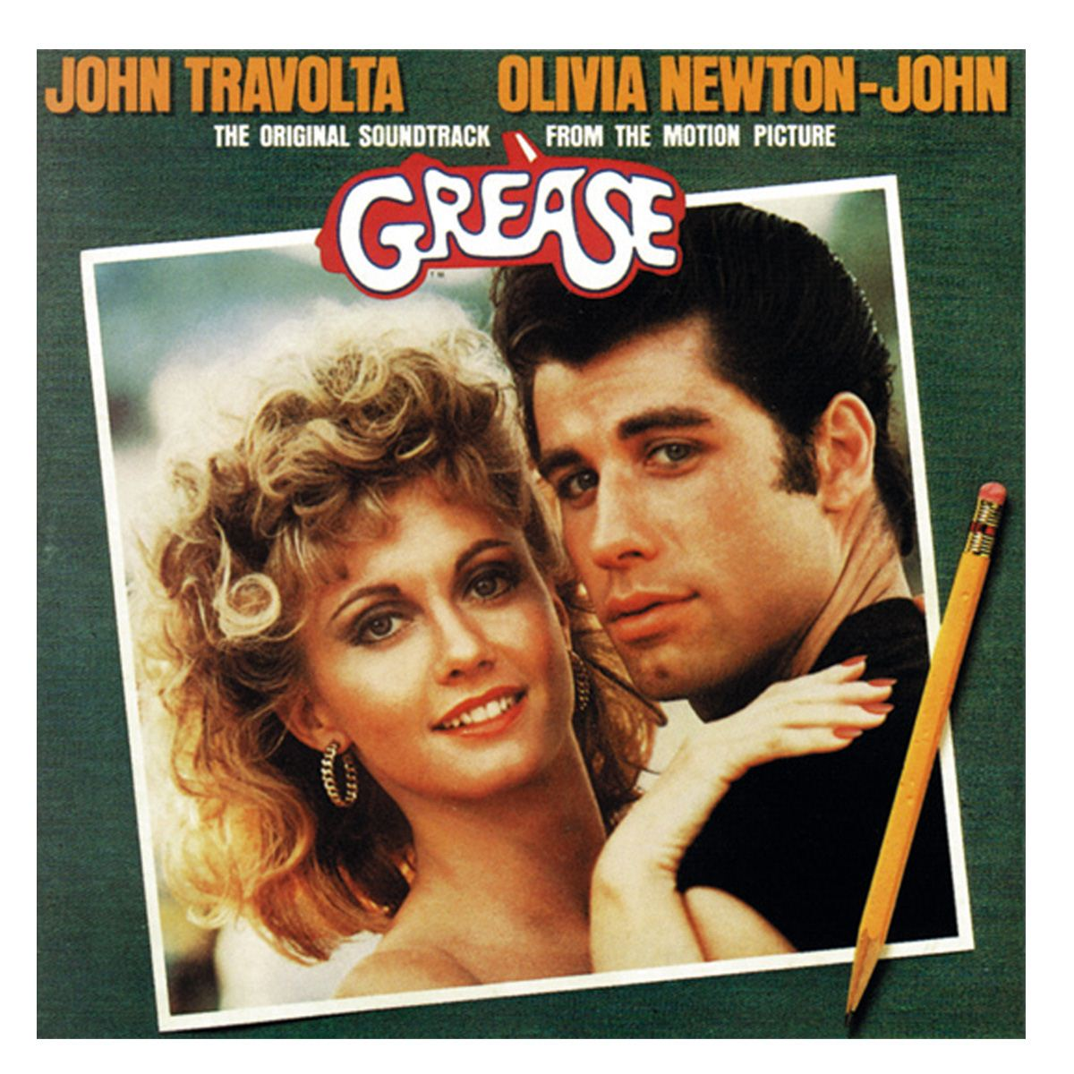 CD Grease (Limited Edition)