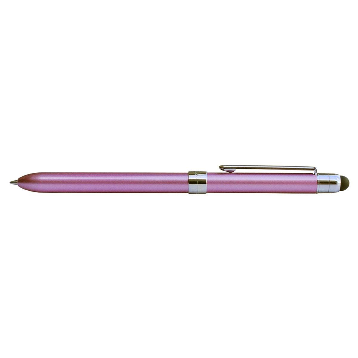 Bolígrafo Penac multi-función rosa