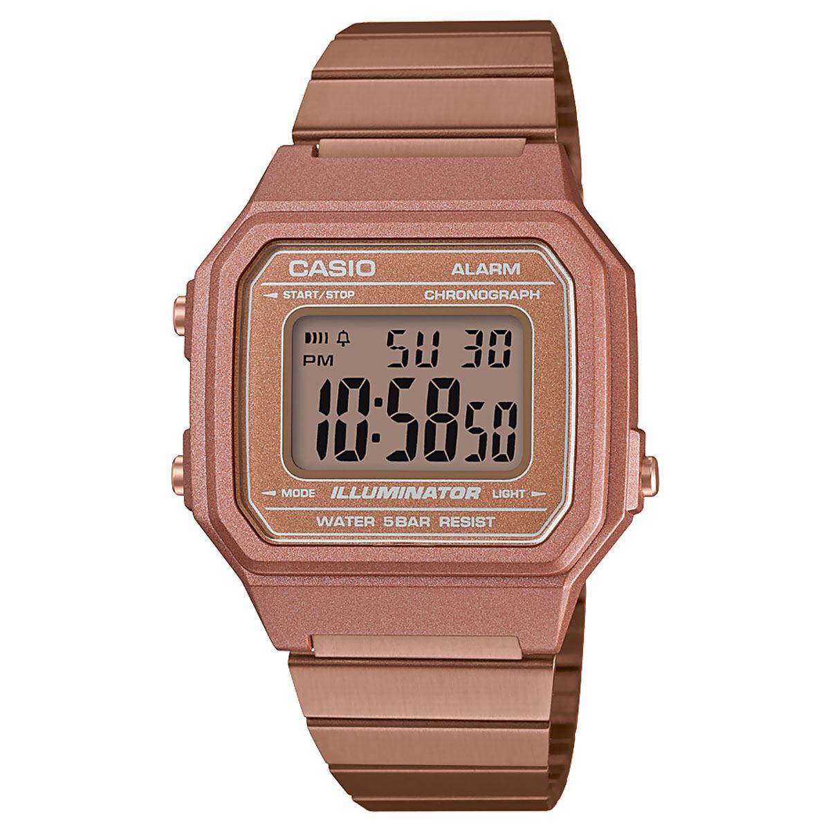 Reloj para Dama Vintage B650WC-5AVT Casio