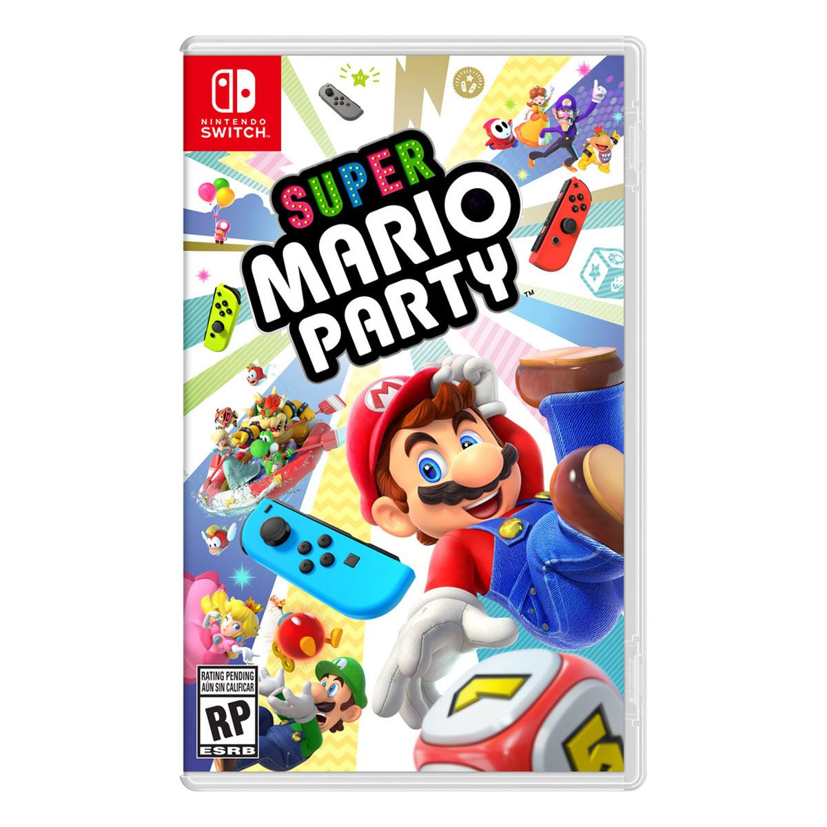 NSW Super Mario Party
