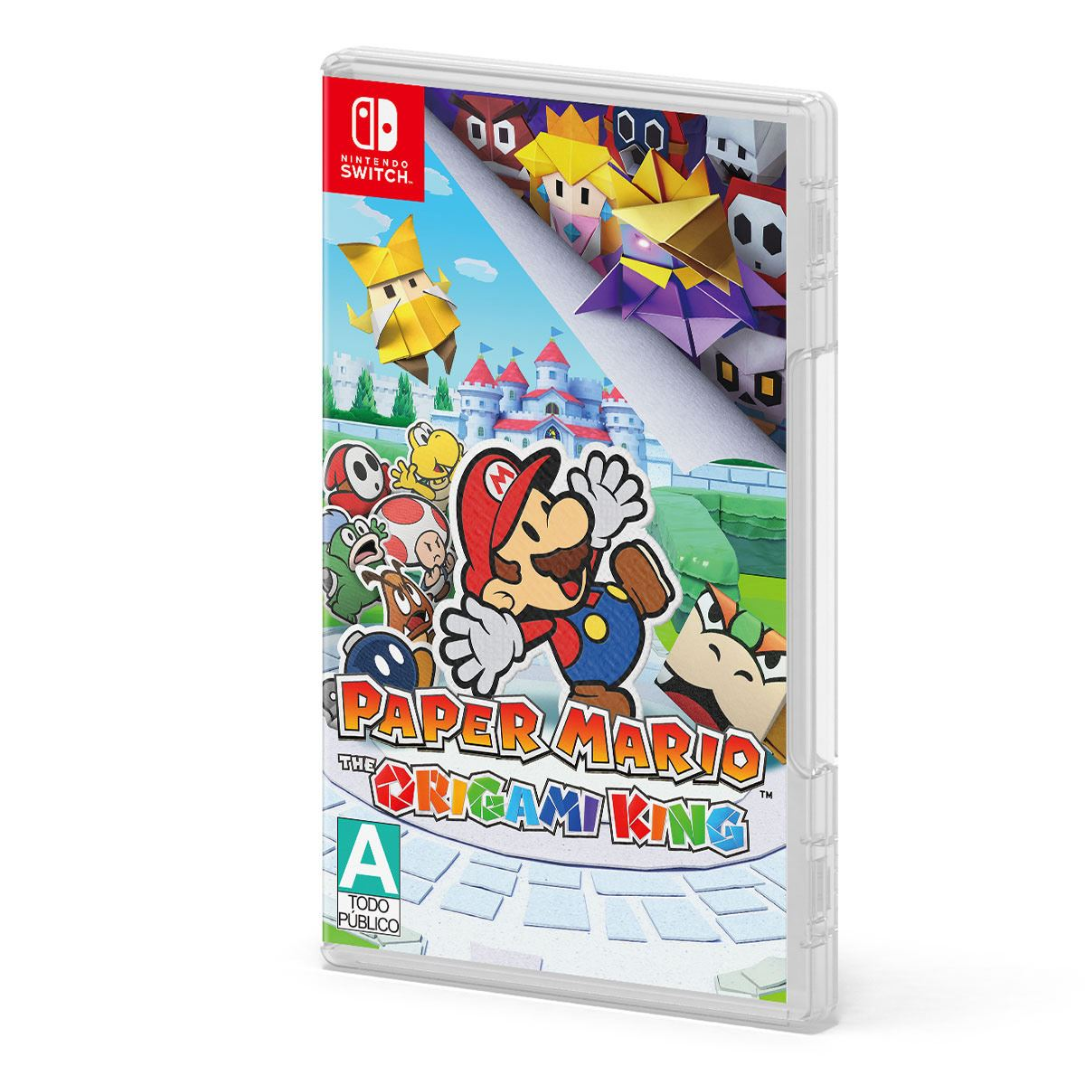 NSW Paper Mario The Origami King