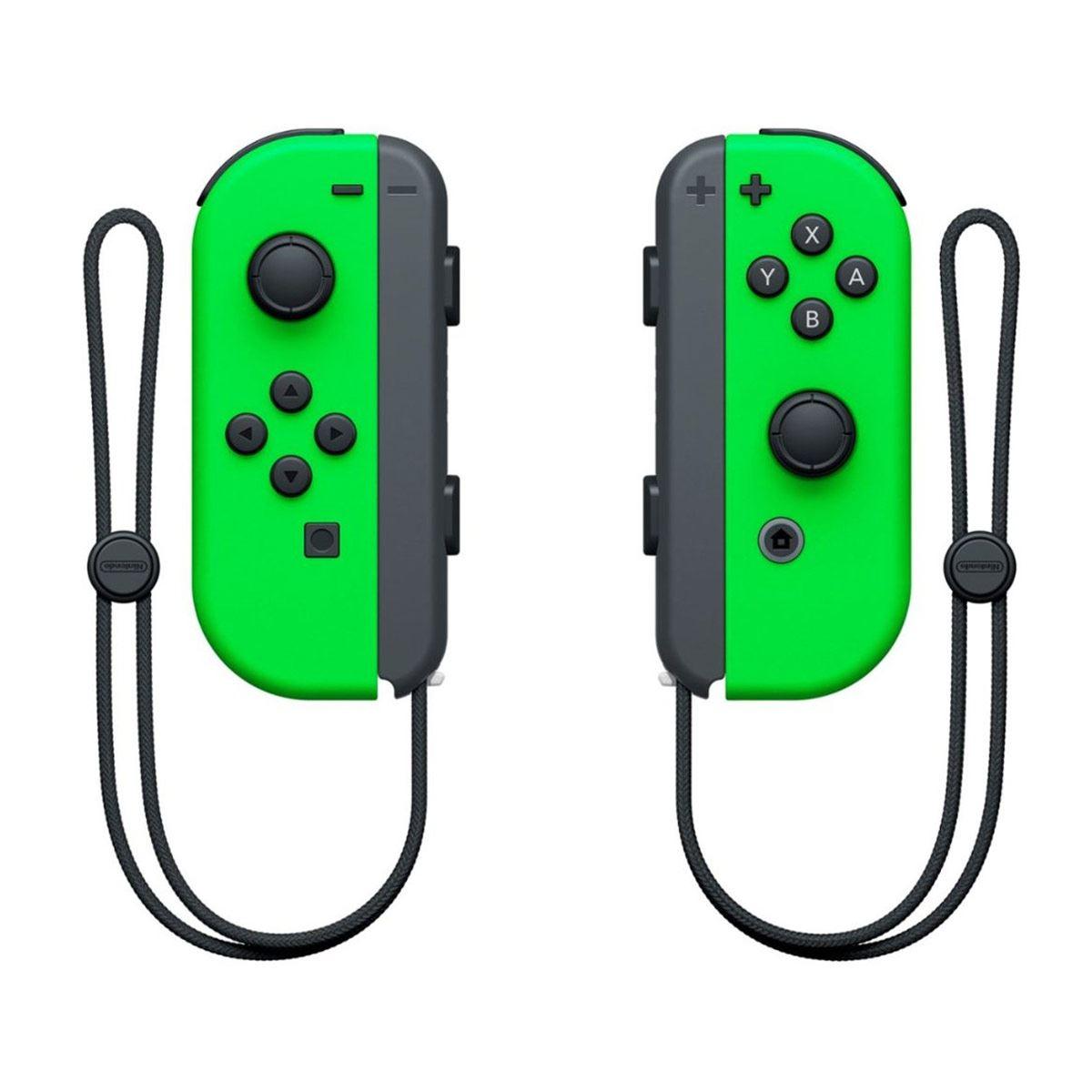 Control Nintendo Switch Joy-Con L R Verde Neón