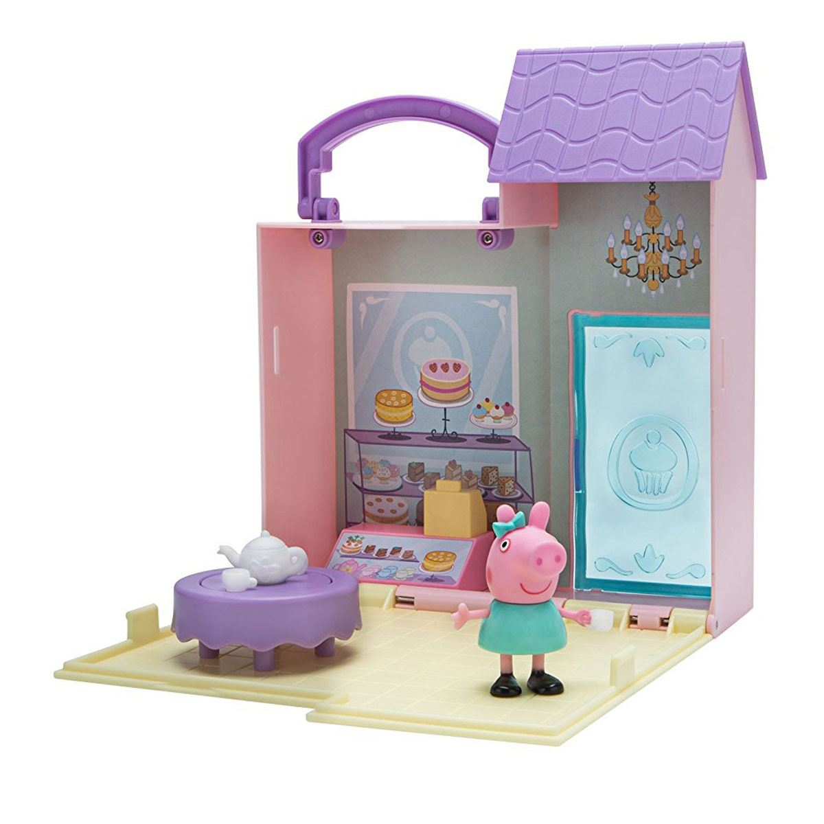 Peppa Little Places Playset Panaderia