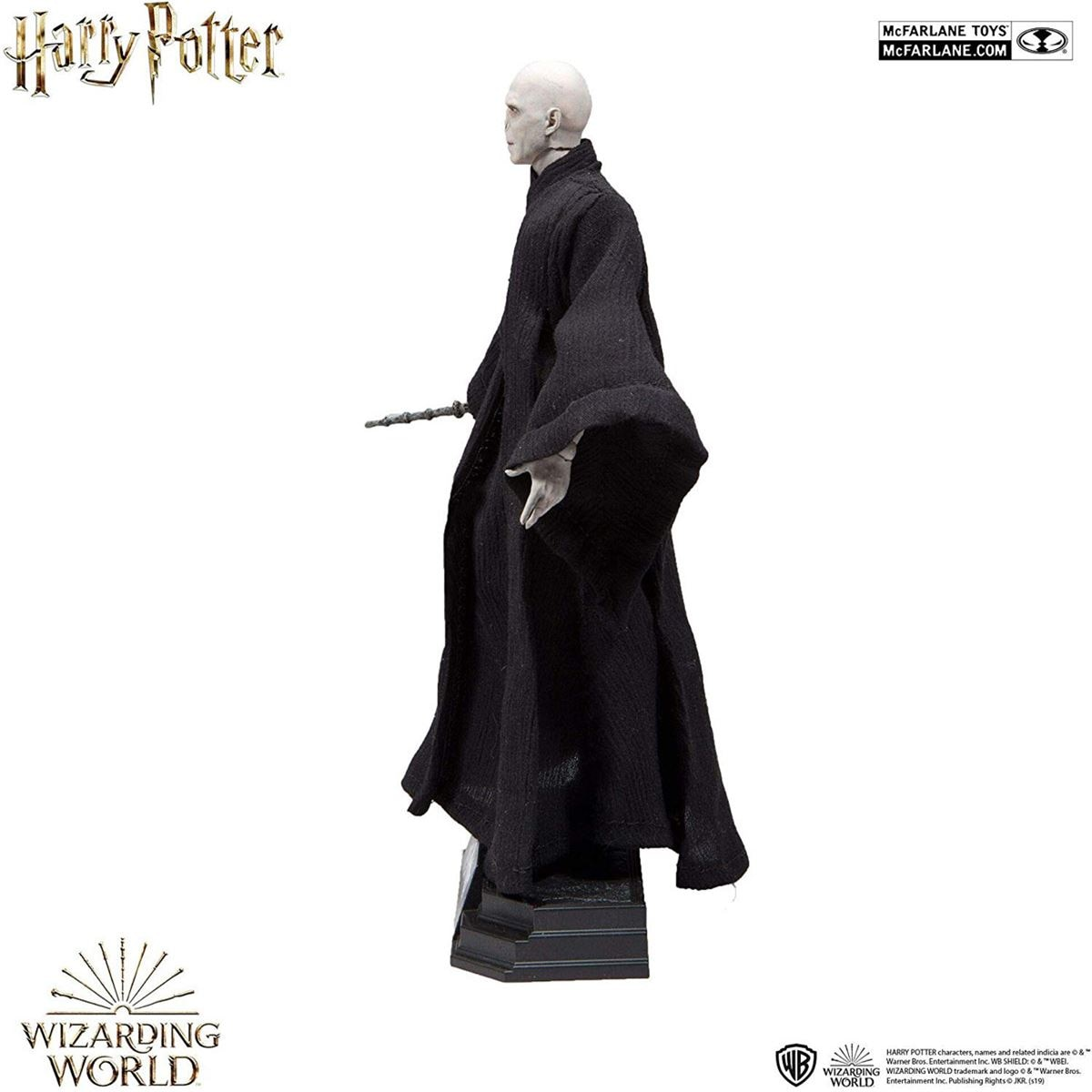 Figura de Acción Lord Voldemort Harry Potter Wizarding World