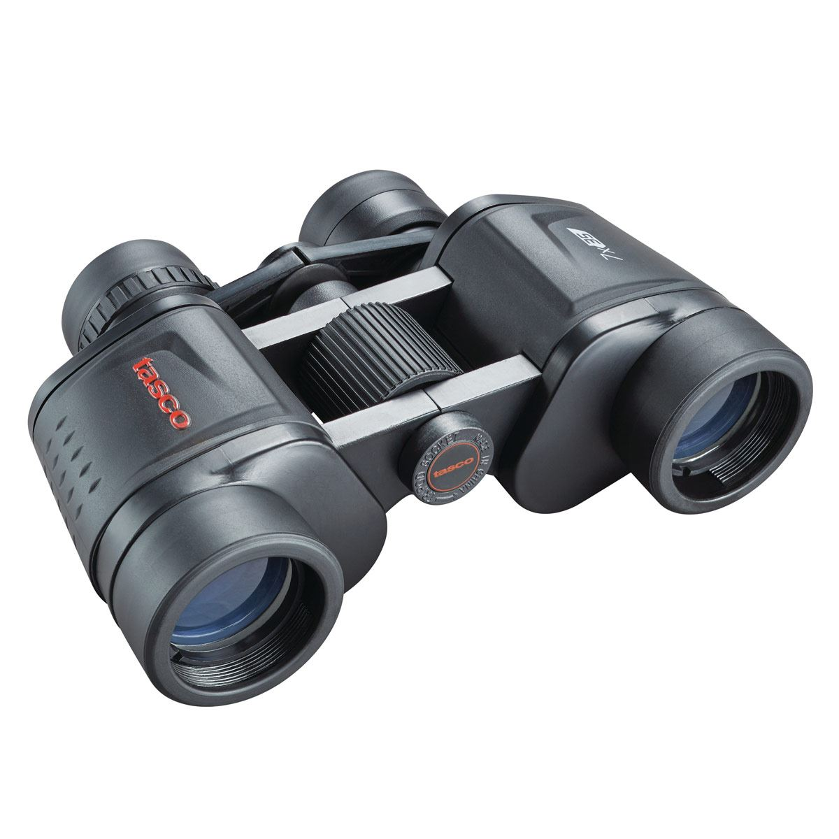 Binocular Tasco 7 x 35 Black Porro Mc