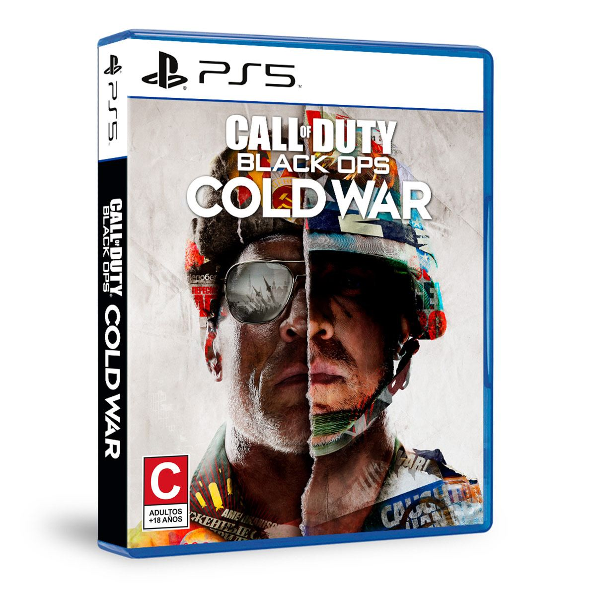 PS5 Call Of Duty Black Ops Cold War