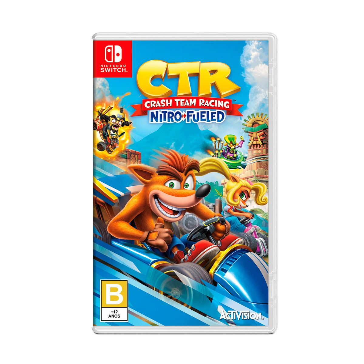 NSW Crash Team Racing Nitro Fueled