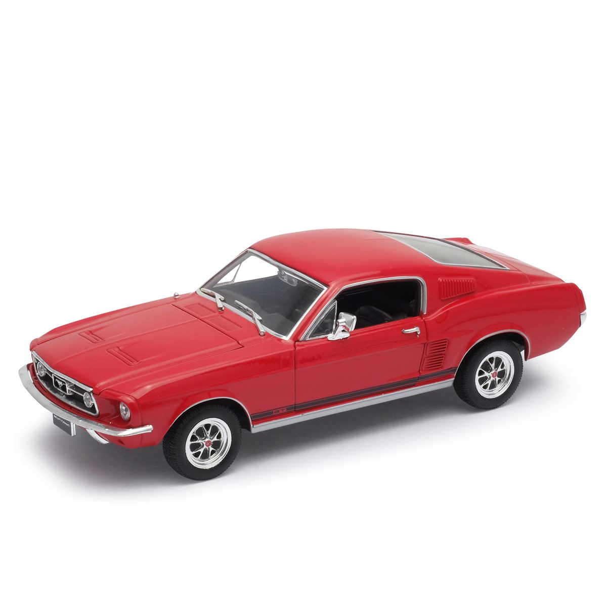 Escala 1:24 1967 Ford Mustang Gt