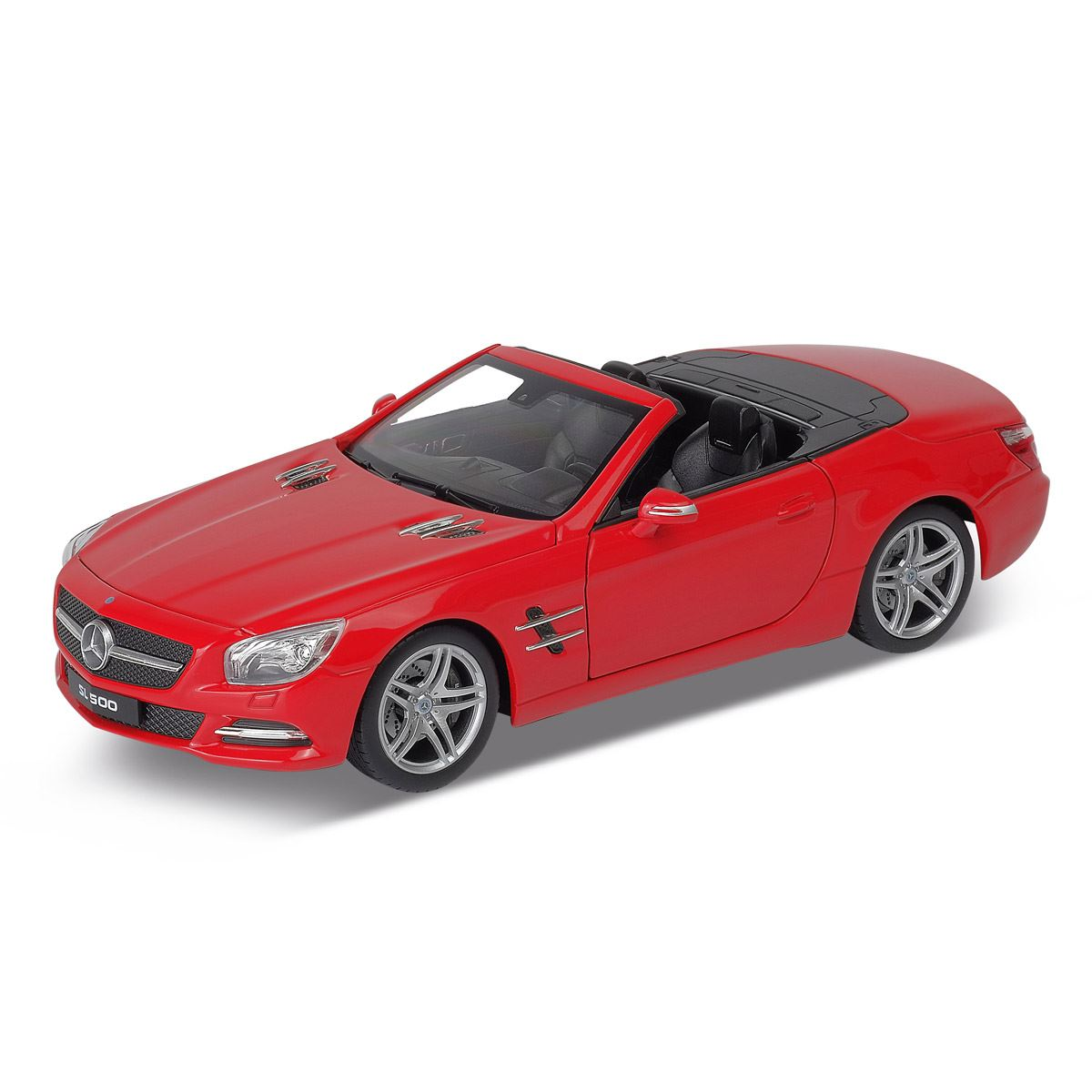 Mercedez -benz sl500 2012, convertible esc. 1:24  - Sanborns