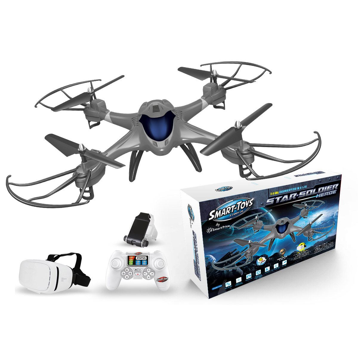 Smart Drone E-12 Starsoldier Smart Price