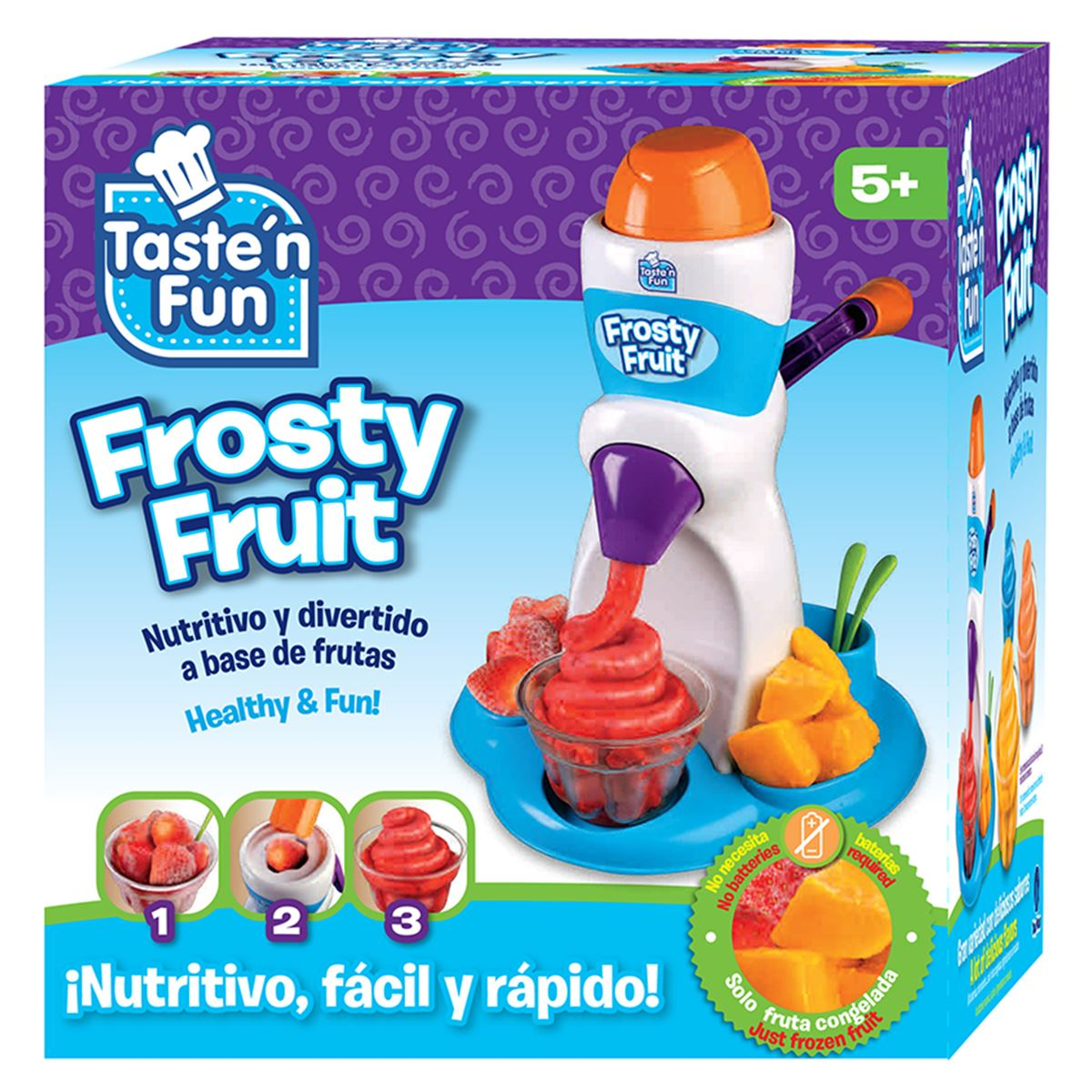 Taste´N Fun Frosty Fruit