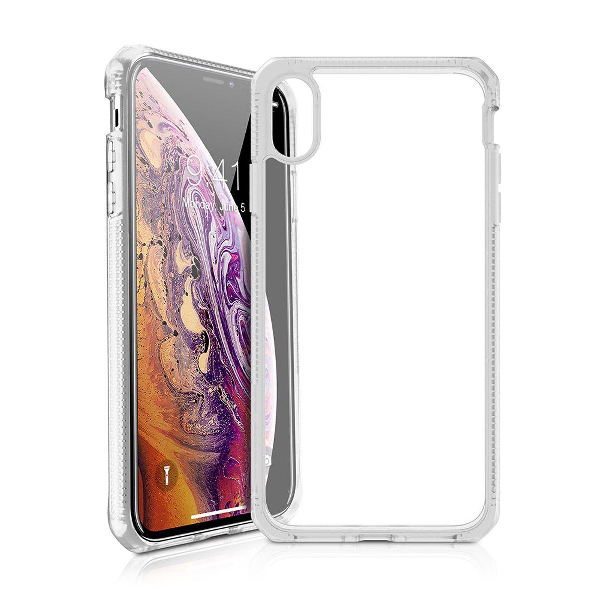 Funda Iphone XS/X Trans Hybrid MKII