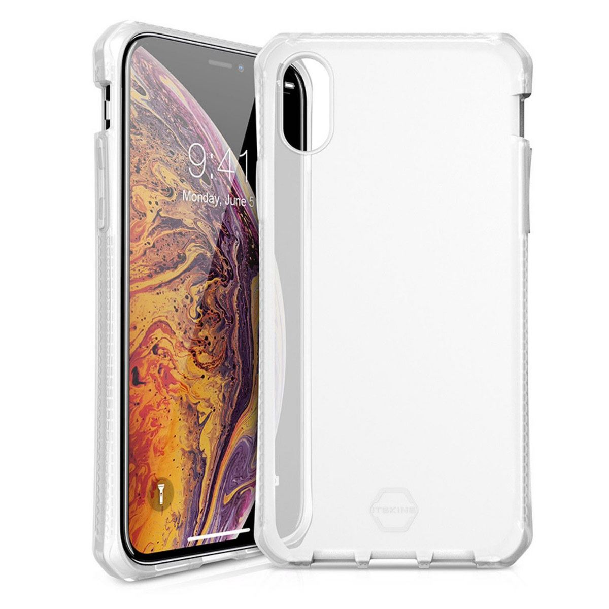 Funda Transparente para iPhone XS Max Spectrum Itskins