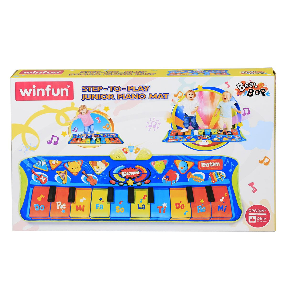 Tapete Piano Musical Winfun