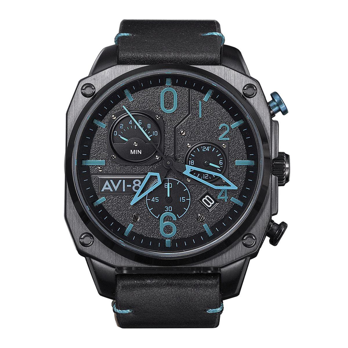 Reloj Avi-8 Av405205 para Caballero Color Negro