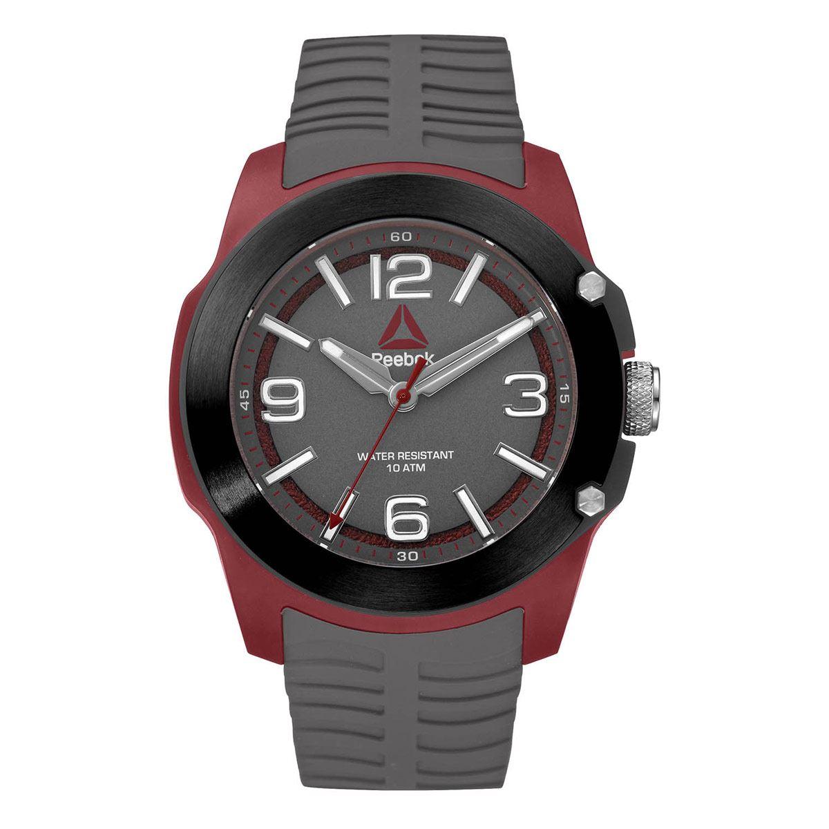Reloj Color Gris Reebok RD3CTG2PBIAA4 Para Caballero