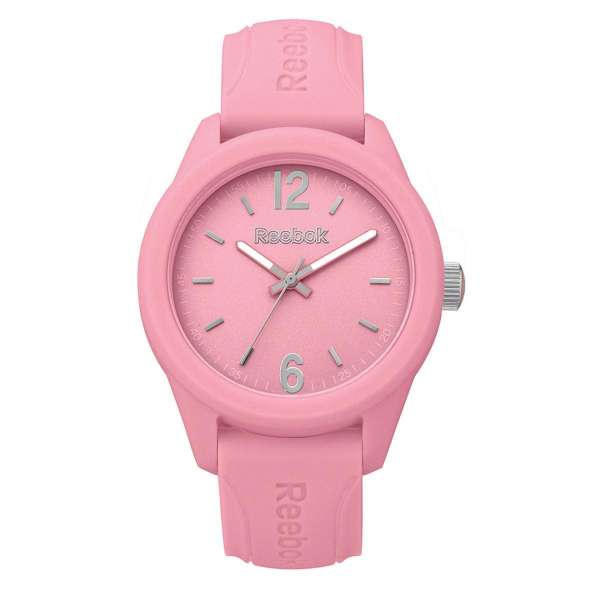 Reloj Reebok Spindrop Speed Women Rosa Para Dama