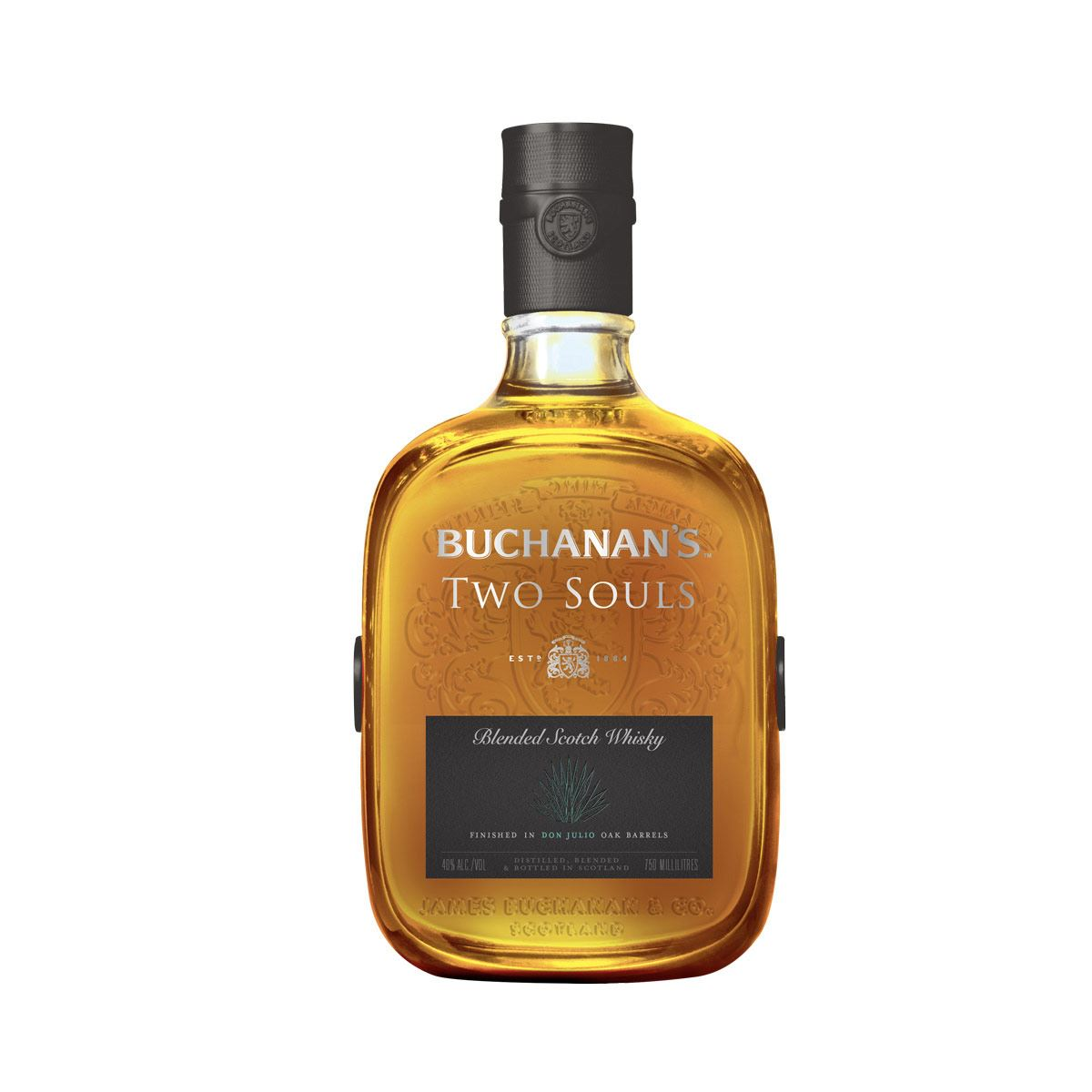 Whisky Buchanan's Two Souls