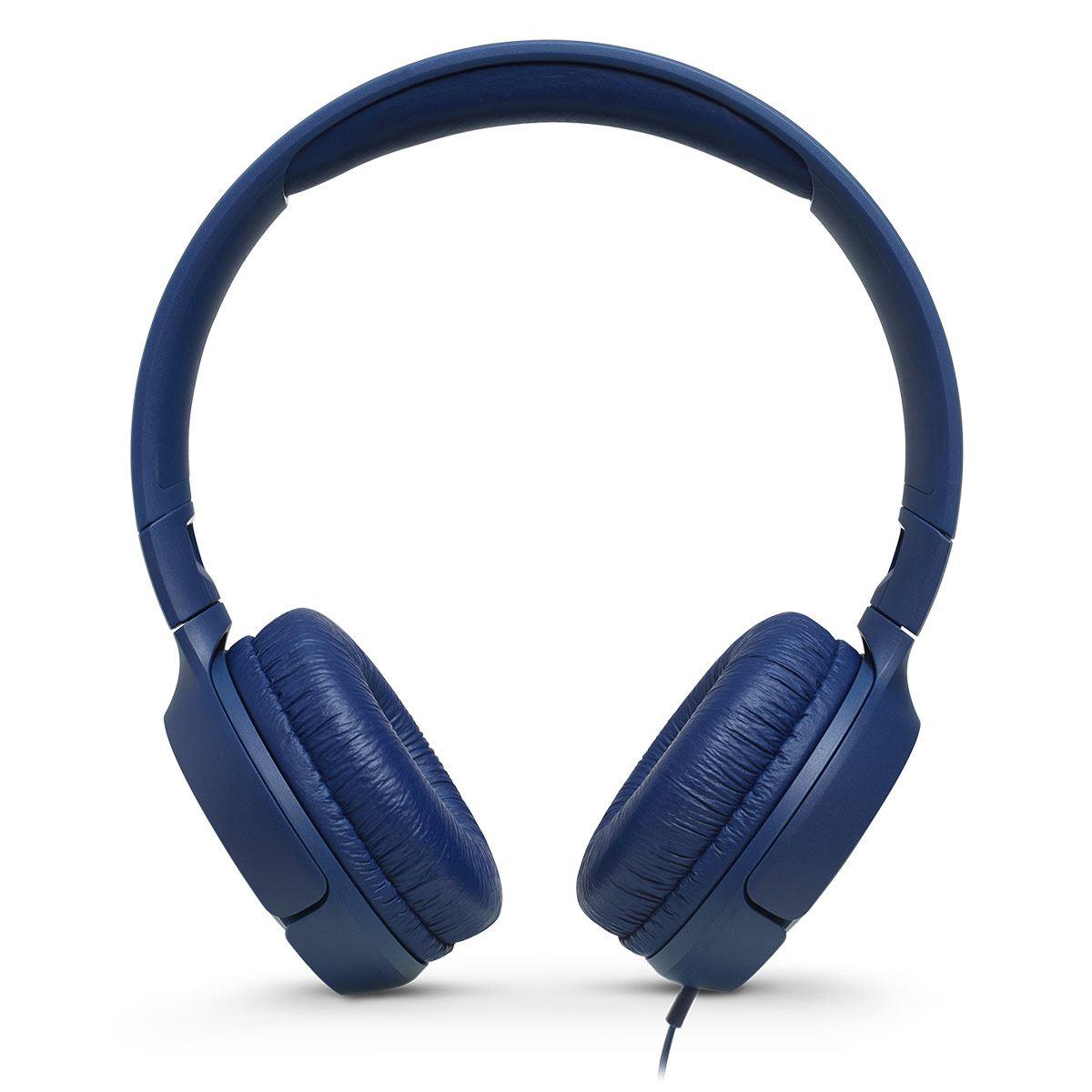 Audífonos Tune 500 Azul JBL