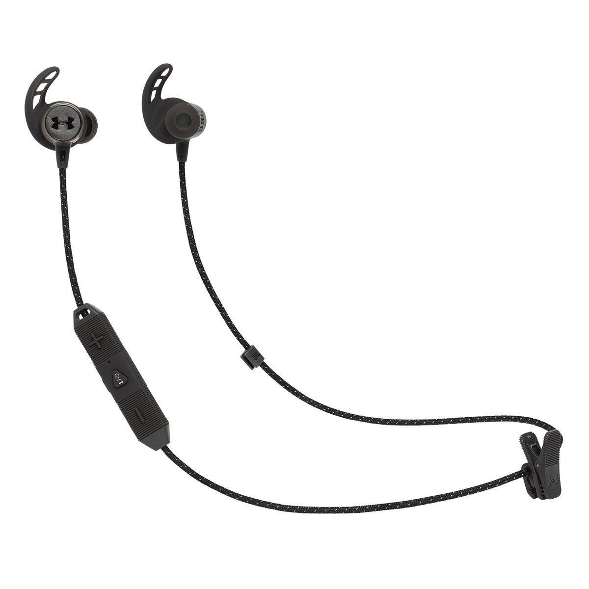 Audífonos JBL Under Armour React Bluetooth Negros