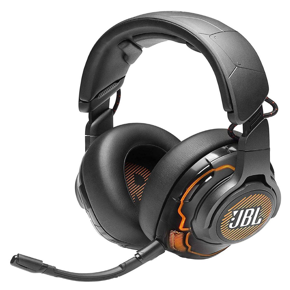 Audífonos JBL Quantum One USB Gaming Profesional Headset Sphere 360